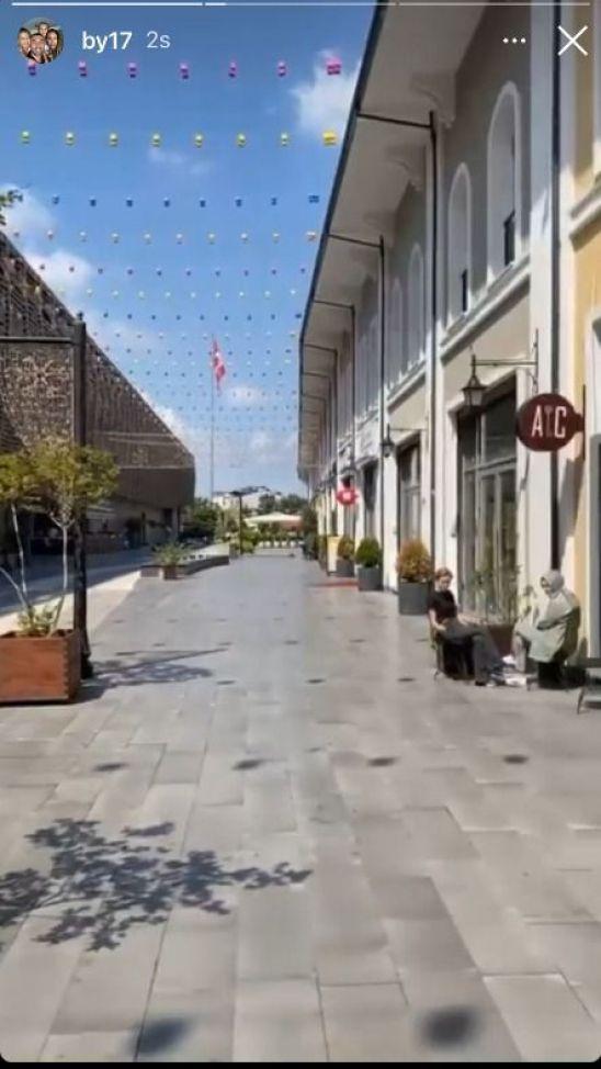 Burak Yılmaz Serdivan'dan paylaşım yaptı