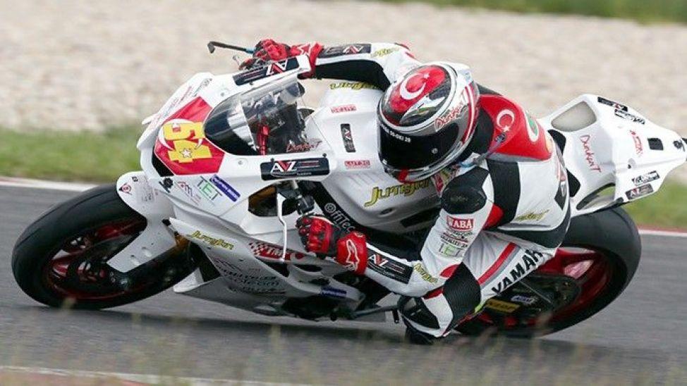 Sakaryalı motosikletçi Slovakya'da ülkemizi temsil edecek