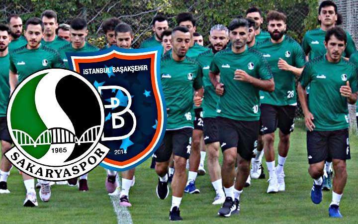 Sakaryaspor-Başakşehir maçı iptal oldu!