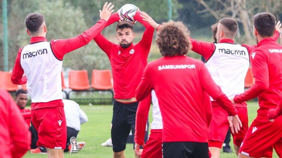 Sakaryaspor, Samsunspor ile hazırlık maçı yapacak!