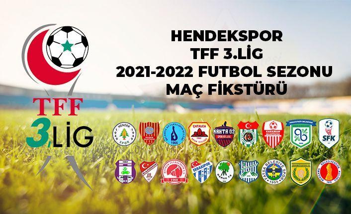 Hendekspor'un fikstürü belli oldu! İlk maç içeride