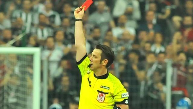 Her sarı kart için 1, kırmızı kart için de 5 adet fidan dikilecek