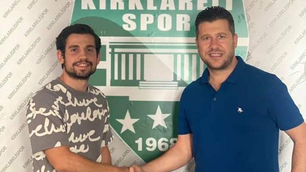 Canberk Özdemir sessiz sedasız ayrıldı.. İşte yeni takımı