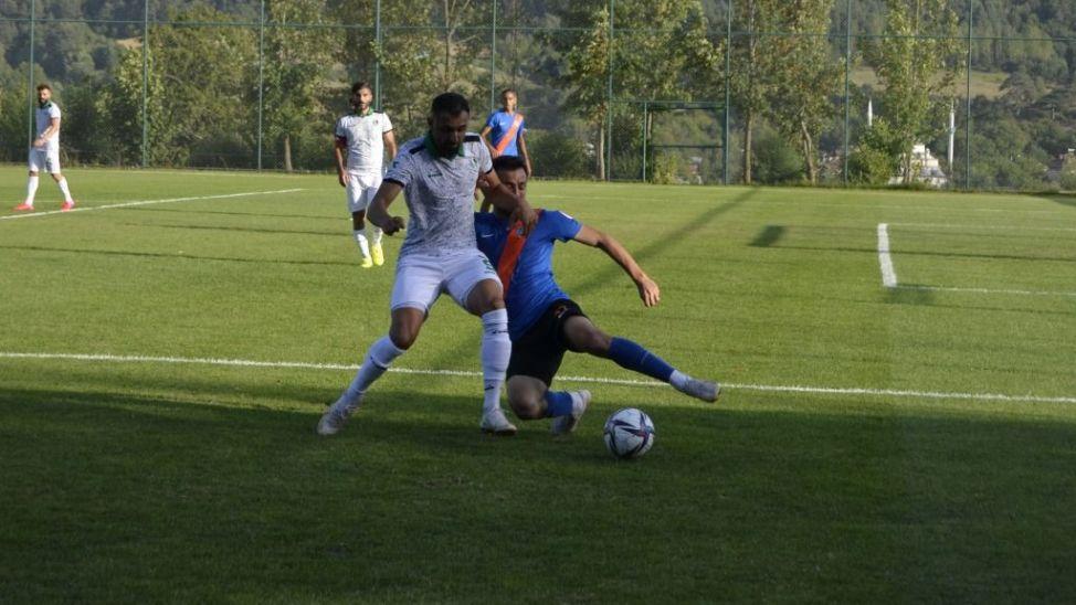 Sakaryaspor-İskenderunspor maçının özeti
