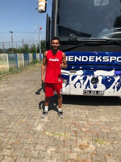 Hendekspor'un golcü ismi Berkay takıma katıldı