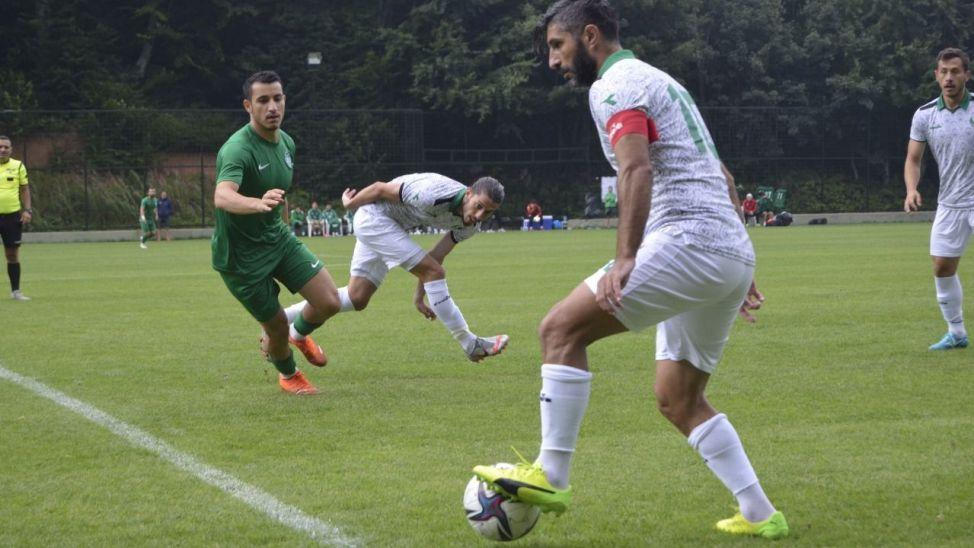 Sakaryaspor, Kırklarelispor maçının özeti!