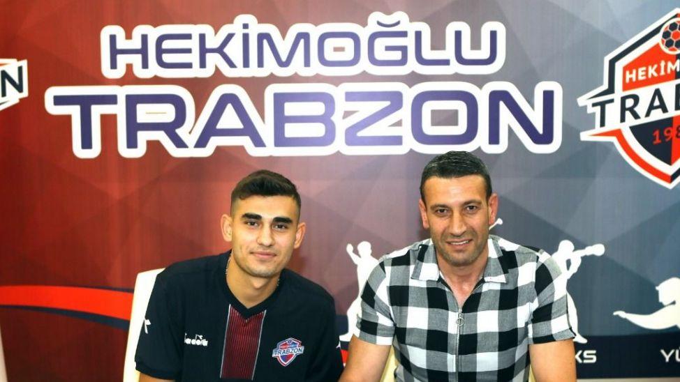 Hekimoğlu Trabzon, Fenerbahçe'den oyuncu transfer etti'