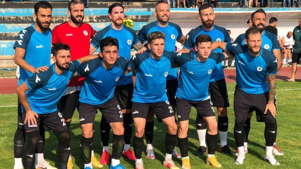 Hendekspor hazırlık maçında Belediye Derincespor'u konuk etti: 1-1