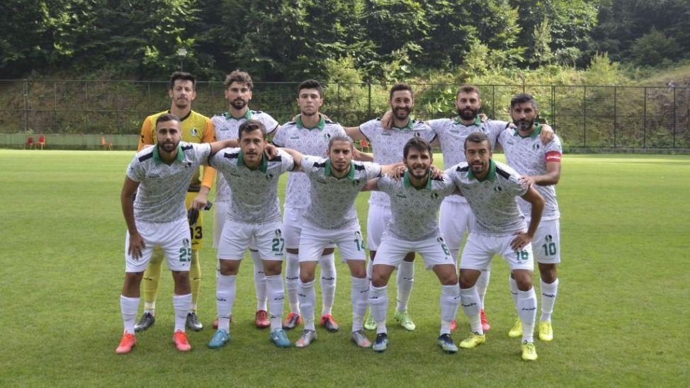 Sakaryaspor'un son hazırlık maçında gol yok! 0-0