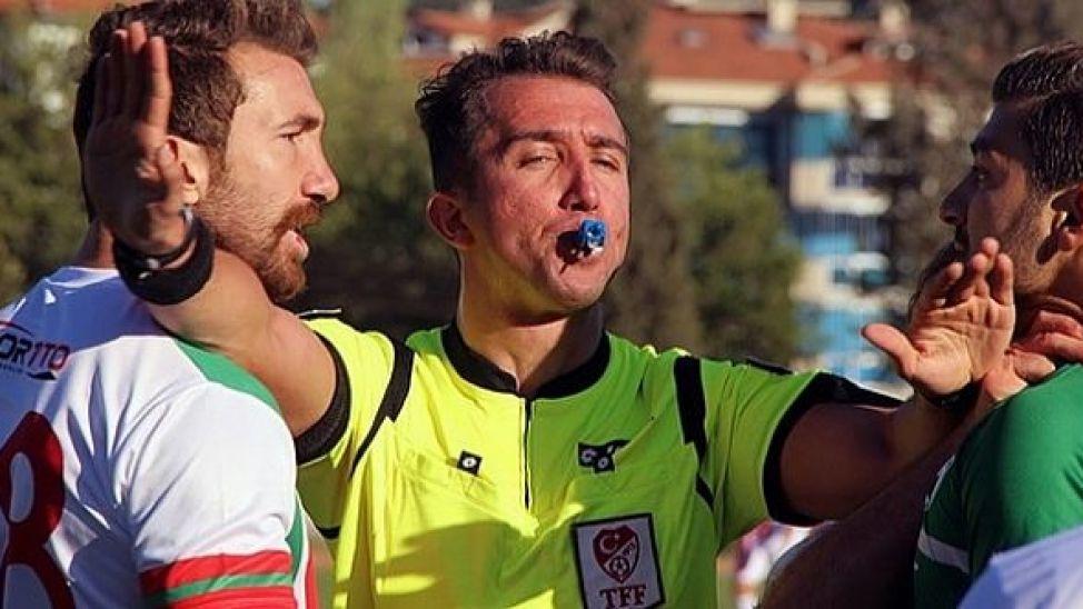 Hendekspor - Fatsa Belediyespor maçının hakemi belli oldu
