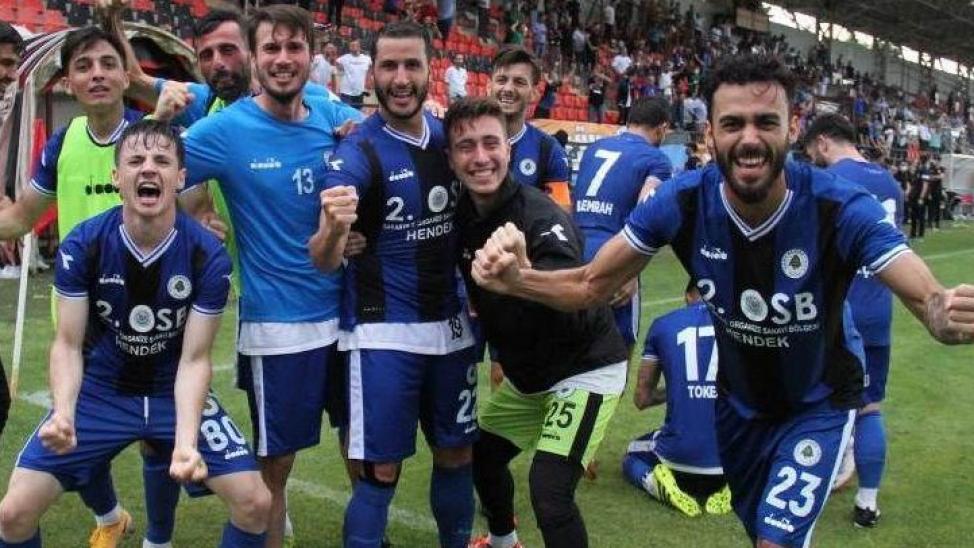 Hendekspor bugün TFF 3. Lig'de ilk maçına çıkıyor!