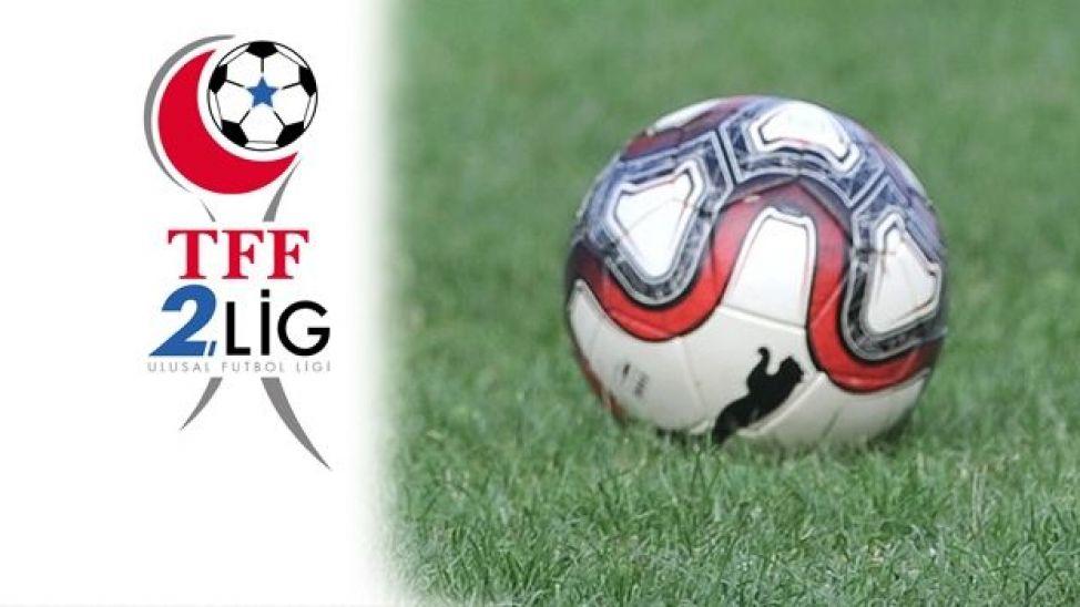 TFF 2. Lig yarın başlıyor işte maç programı!