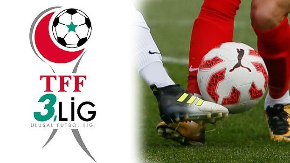 TFF 3. Lig 1. Grup'ta Cumartesi günü maç sonuçları!