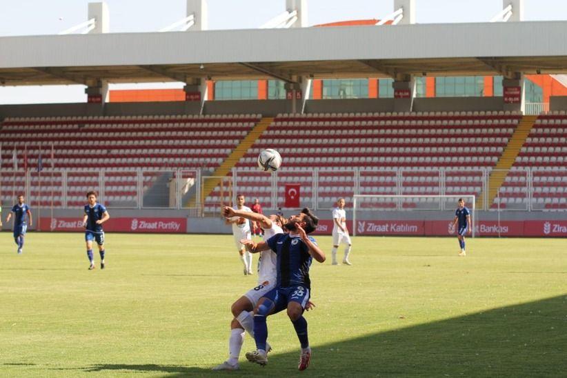 Hendekspor Türkiye Kupası'nda tur atladı
