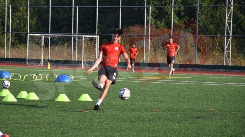 Hendekspor, Bergama Belediyespor maçı hazırlıklarını sürdürüyor