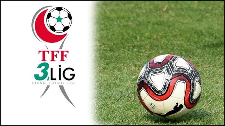 TFF 3. Lig'de 2. hafta programı