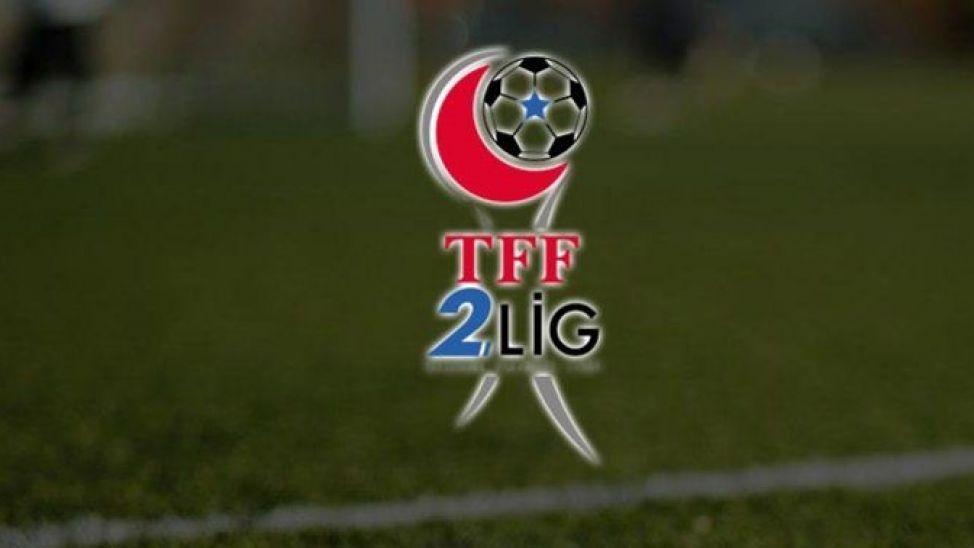 TFF 2. Lig'de 2. haftanın sonuçları!