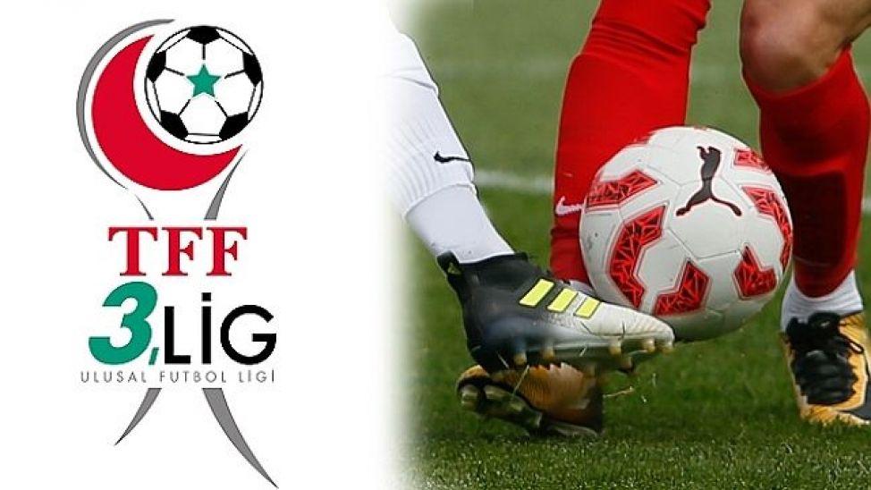 TFF 3. Lig'de 2. haftanın sonuçları!