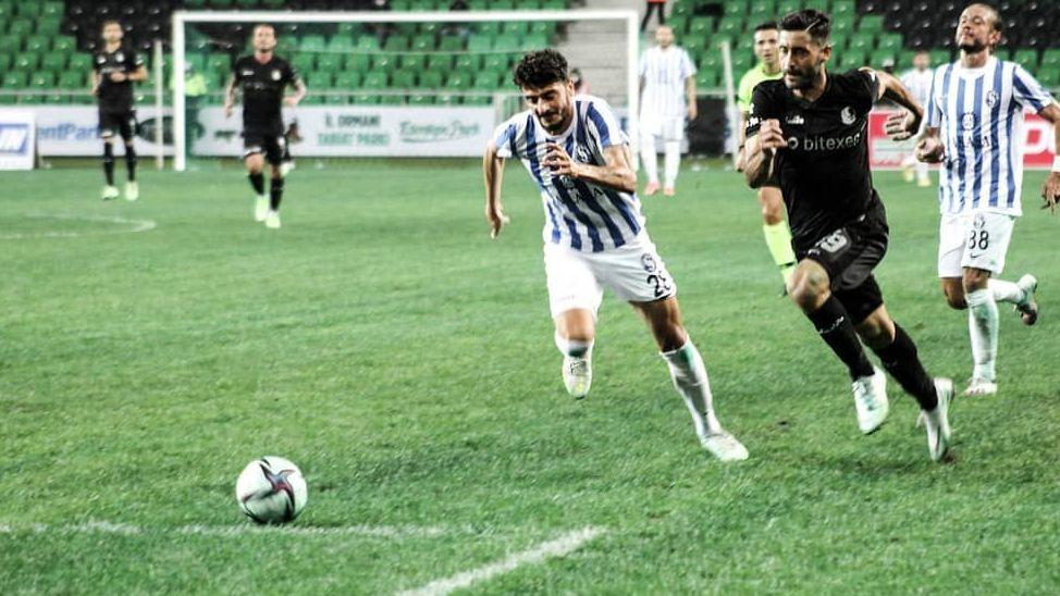 Sakaryaspor - Sarıyer maçının hikayesi Youtube'da yayınlandı!