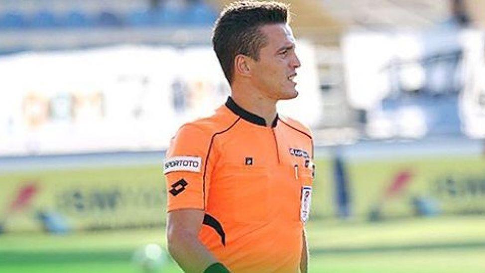 Çorum FK maçında düdük  Alpaslan Şen'de!