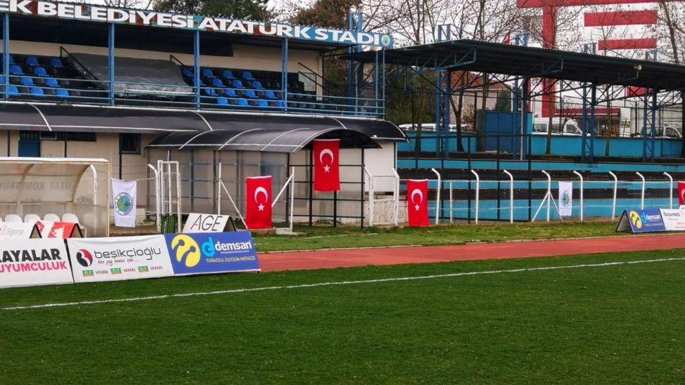 Hendekspor taraftarları takımına hasret kaldı!