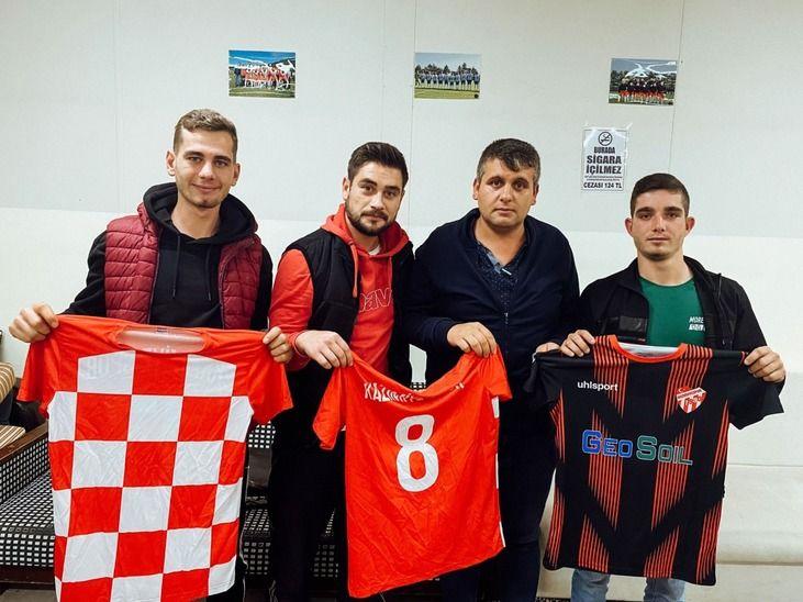 Kazimiyespor'da iç transfer devam ediyor