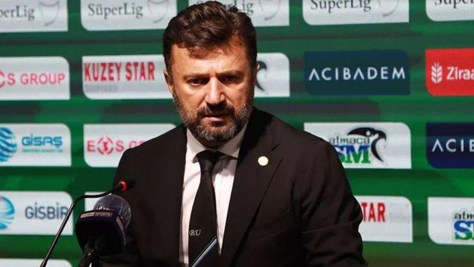 Çaykur Rizespor'da Bülent Uygun'la yollar ayrıldı