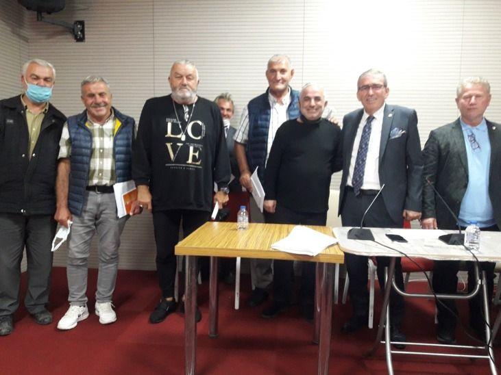 1.Amatör Küme grupları belirlendi