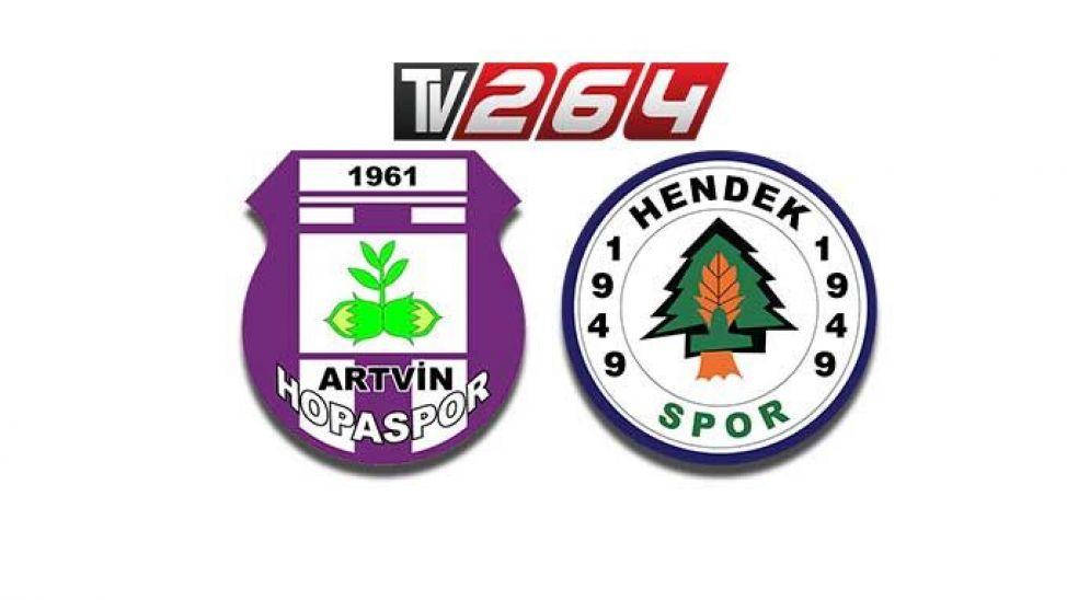 Artvin Hopaspor - Hendekspor maçı ne zaman, hangi kanalda, saat kaçta?