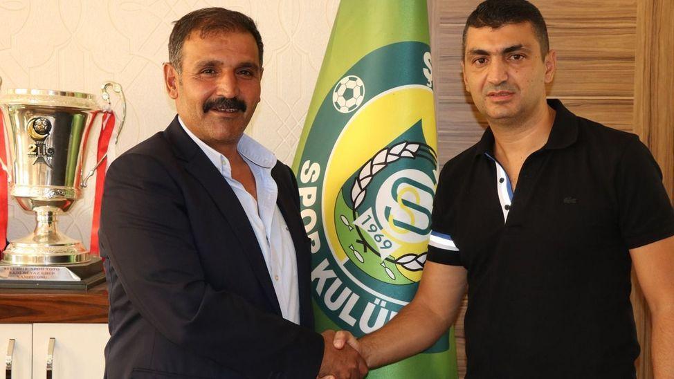 Serdar Bozkurt Şanlıurfaspor ile anlaştı