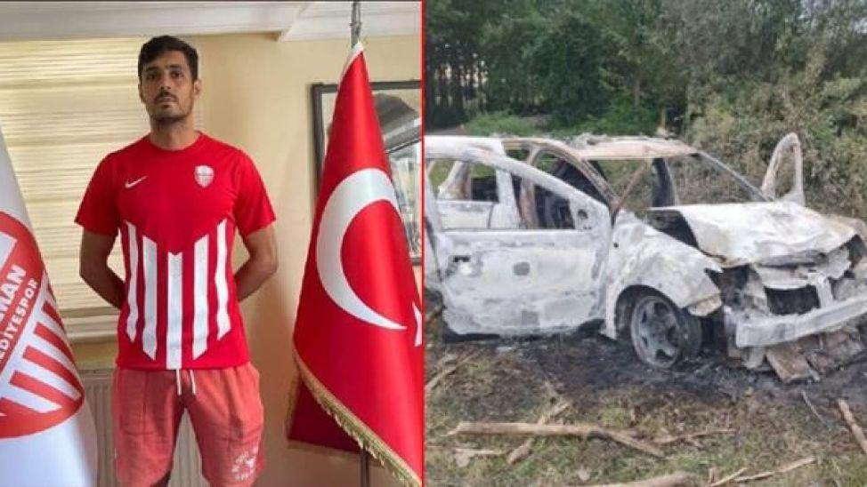 Genç futbolcu Burak Gündoğdu yaşamını yitirdi