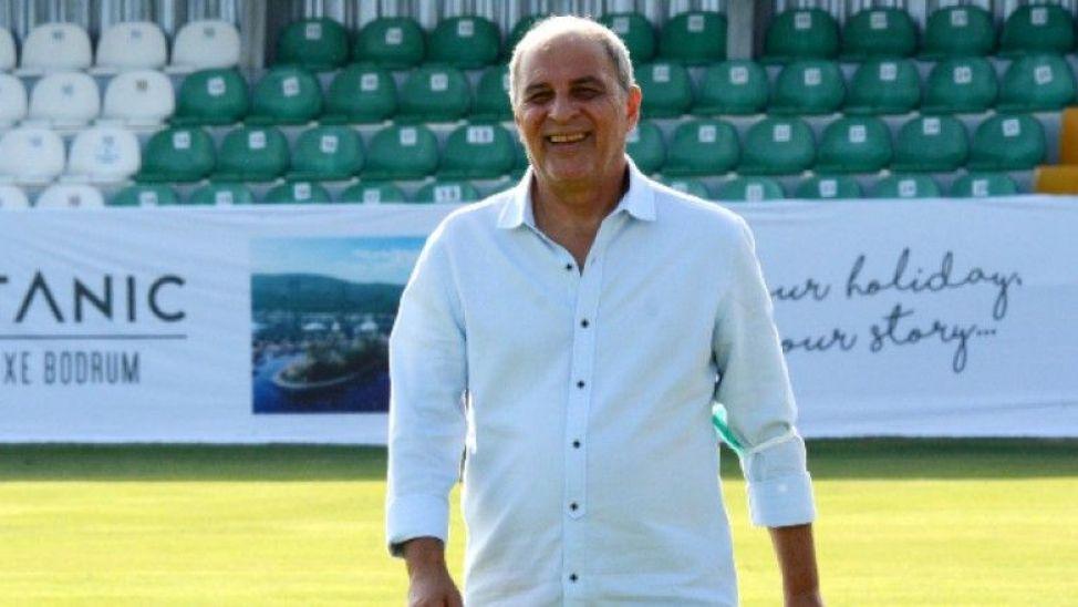 İşte maç öncesi fenalaşan Bodrumspor yöneticisinin son sağlık durumu!