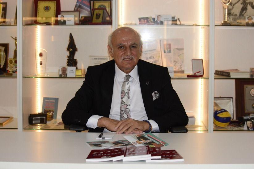 Necdet Ayaz, Atletizm Federasyonu Başkanlığı'na adaylığını açıkladı