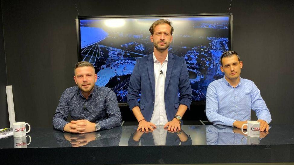 Spor264 bu akşam 20:00'de canlı yayınla Tv264'de!