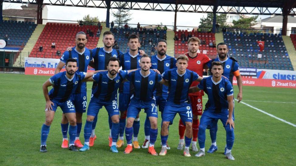 Hendekspor Türkiye Kupası'na erken veda etti!