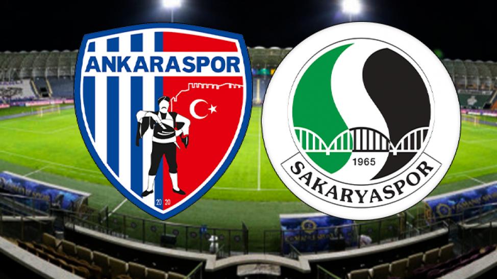 Ankaraspor-Sakaryaspor maçı canlı yayınlanacak mı? İşte cevabı