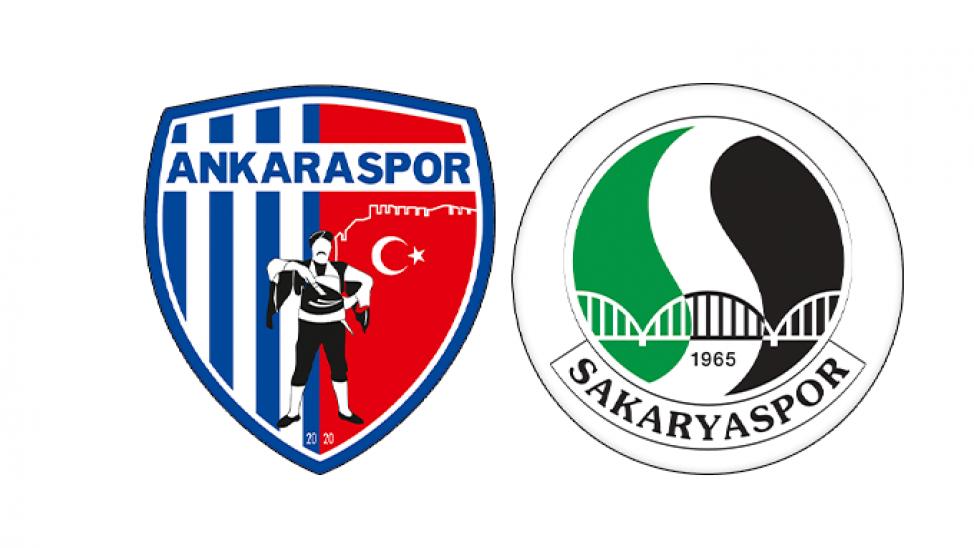 Ankaraspor-Sakaryaspor maçı ne zaman, saat kaçta, hangi kanalda canlı yayınlanacak? Ankaraspor-Sakaryaspor