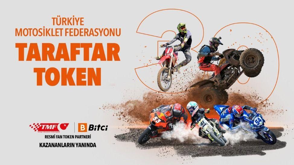 Motosiklet Federasyonu Başkanı 'TMF Token ile motosiklet kazanacak'