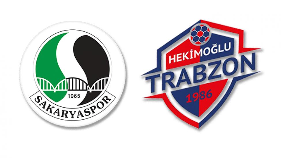 Sakaryaspor - Hekimoğlu Trabzon maçı ne zaman? Hangi kanalda canlı yayınlanacak? Saat kaçta?