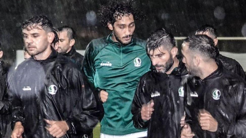 Sakaryaspor yağmur altında Hekimoğlu çalışmalarına başladı!
