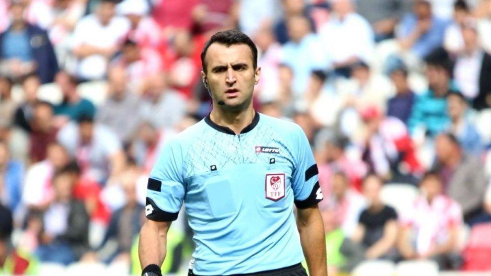 Atilla Karaoğlan Süper Lig'de Beşiktaş maçını yönetecek