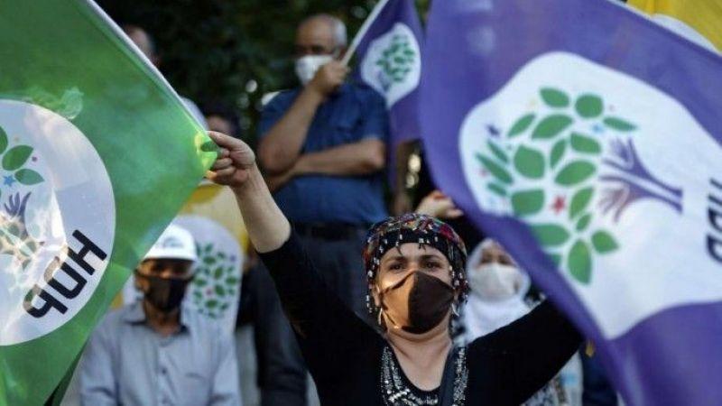 HDP Kapatmaya Karşı Sahaya İniyor