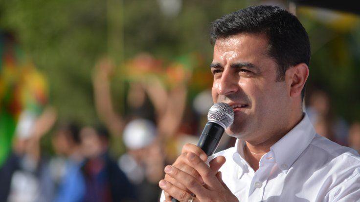 HDP'den TBMM'ye Demirtaş Talebi