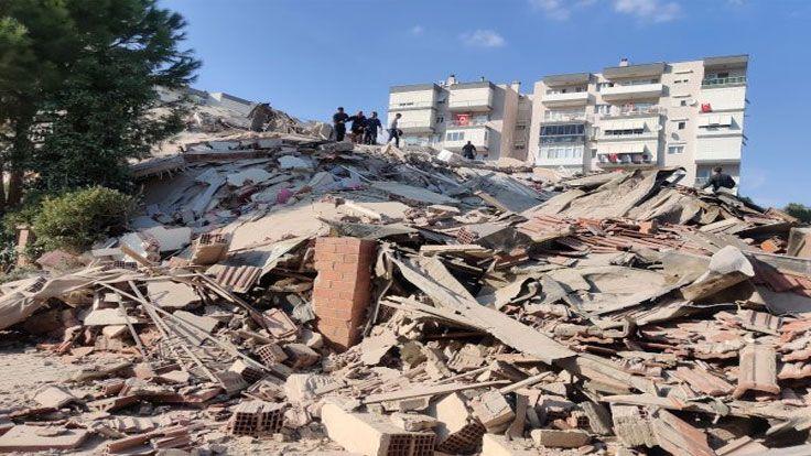 İzmir Depremi İle İlgili AFAD'tan Son Açıklama