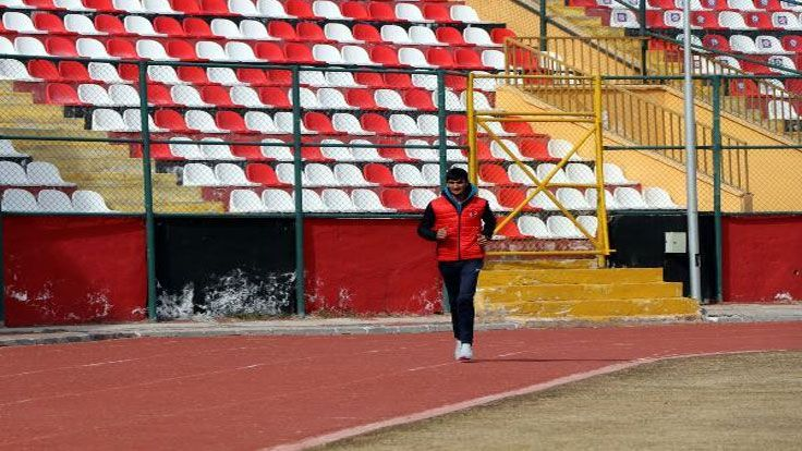 Balkan Şampiyonu Çaldıranlı Atlet Mahsum Değer'in Hedefi, Dünya Şampiyonluğu