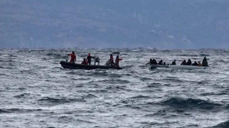 Mültecileri Taşıyan Bot Battı: En Az 100 Kişi Öldü