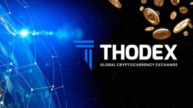8 İlde Yerli Kripto Para Borsası Thodex'e Operasyon: 62 Gözaltı