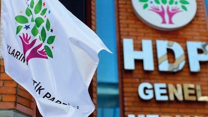 HDP'den İsrail Polisi'nin Mescidi Aksa'ya Yaptığı Saldırıya İlişkin Açıklama