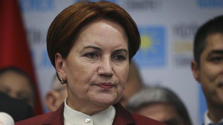 Akşener'den Seçim Açıklaması: HDP Ayrı Girmeli