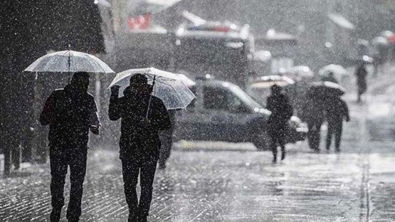 Doğu Anadolu Bölgesi'nde 5 İl için Şiddetli Fırtına Uyarısı